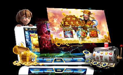 JOKER GAME, online slots gambling game, jackpot is broken fast, get real money for sure!